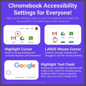Mouse Accessibility Settings