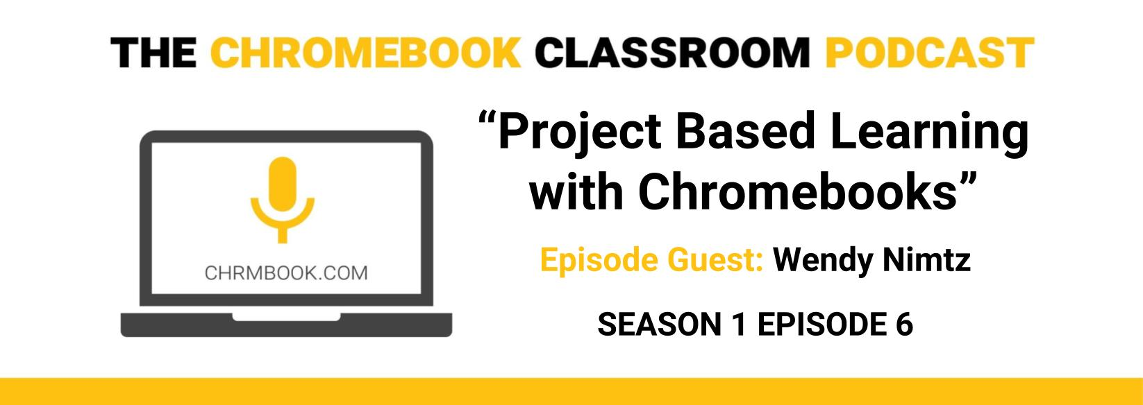 Project Based Learning With Chromebooks With @Nimtzw