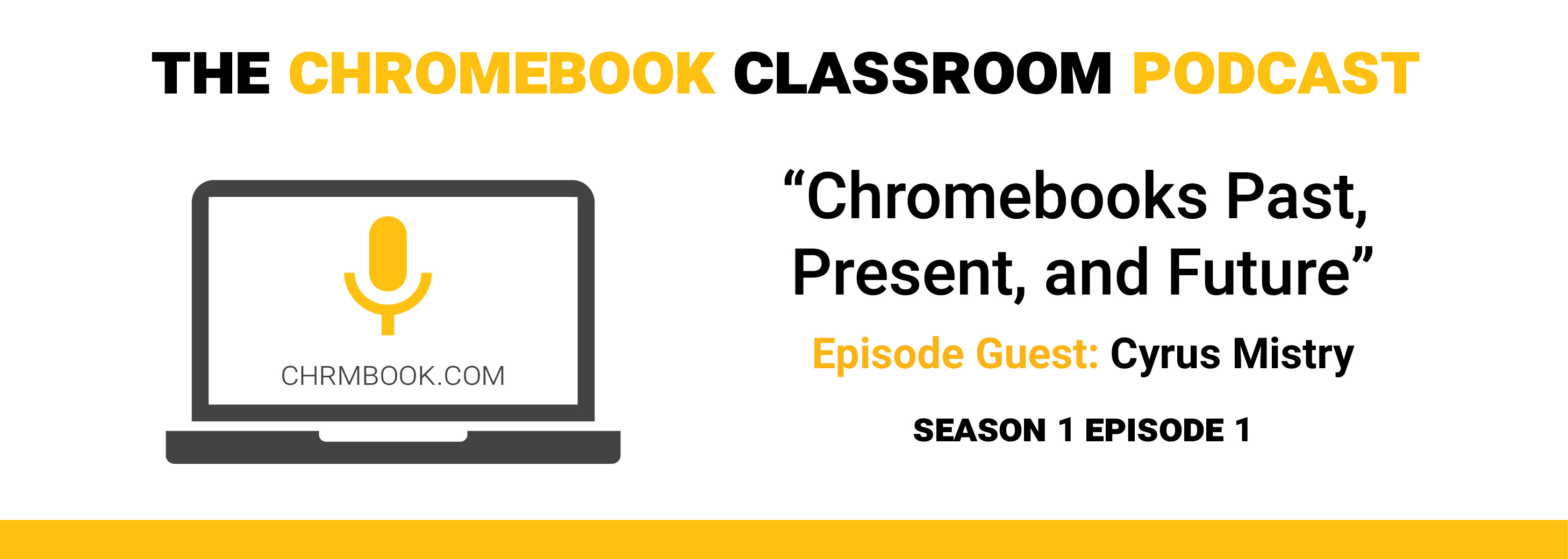 The Future Of Chromebooks With @mistrycy