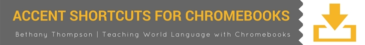 World Language Technology for Chromebooks