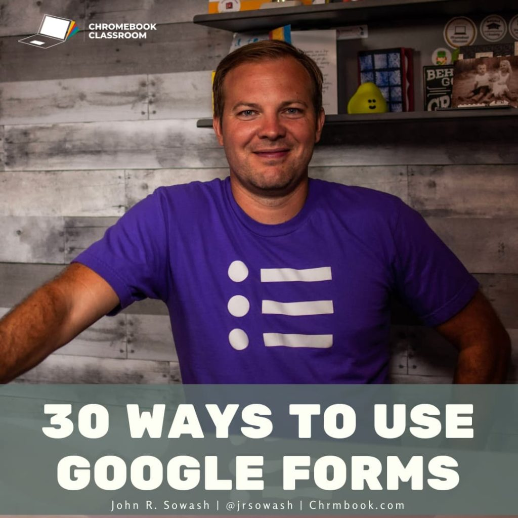 30 ways to use Google Forms