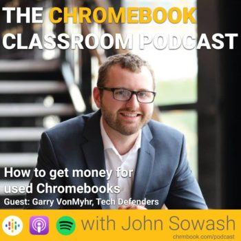 How to get money for used Chromebooks