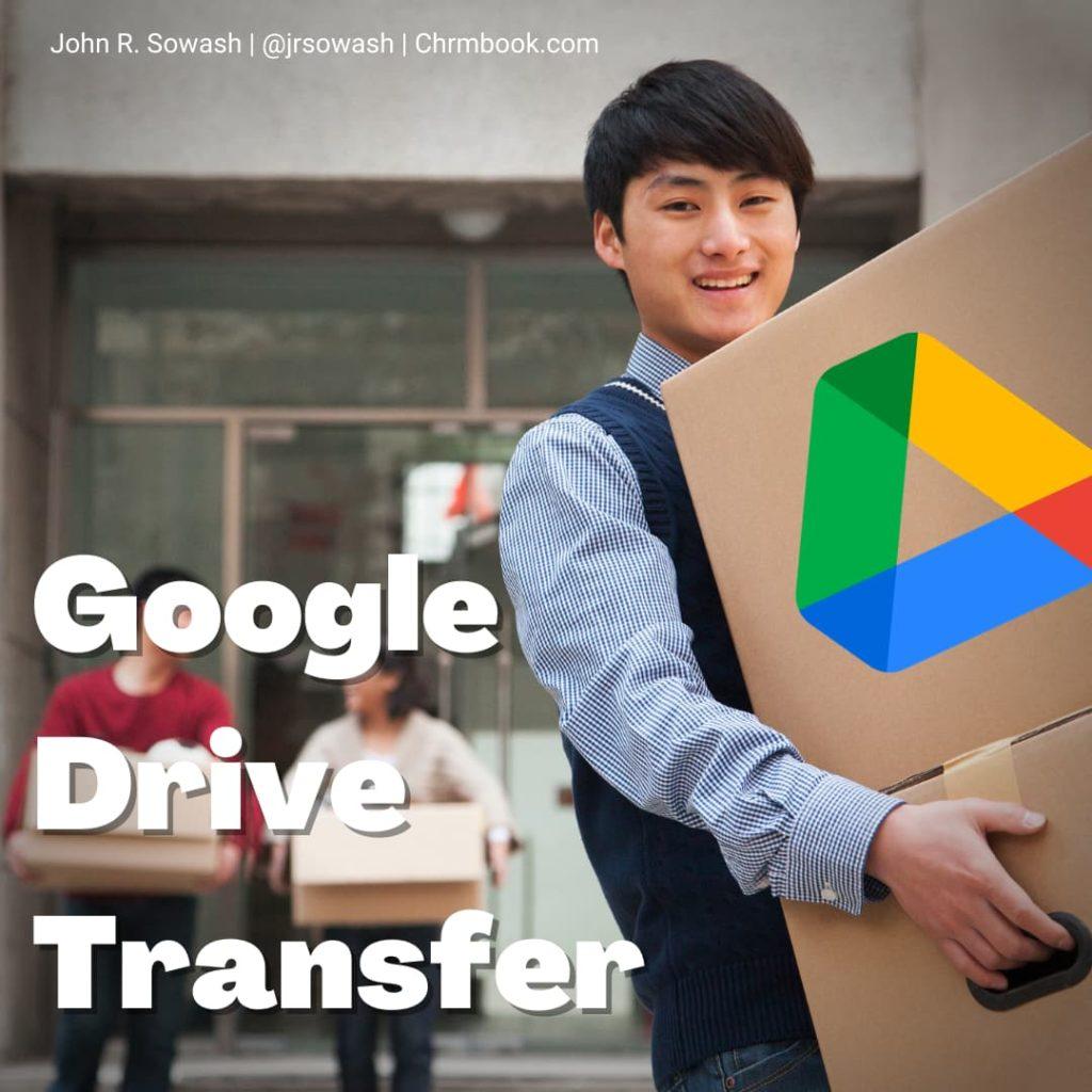 Google Drive Transfer