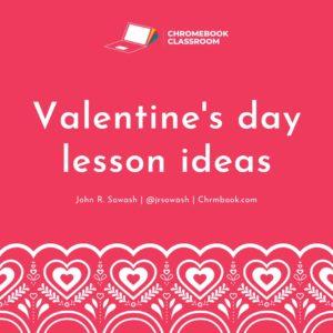 Classroom Valentine's day activities