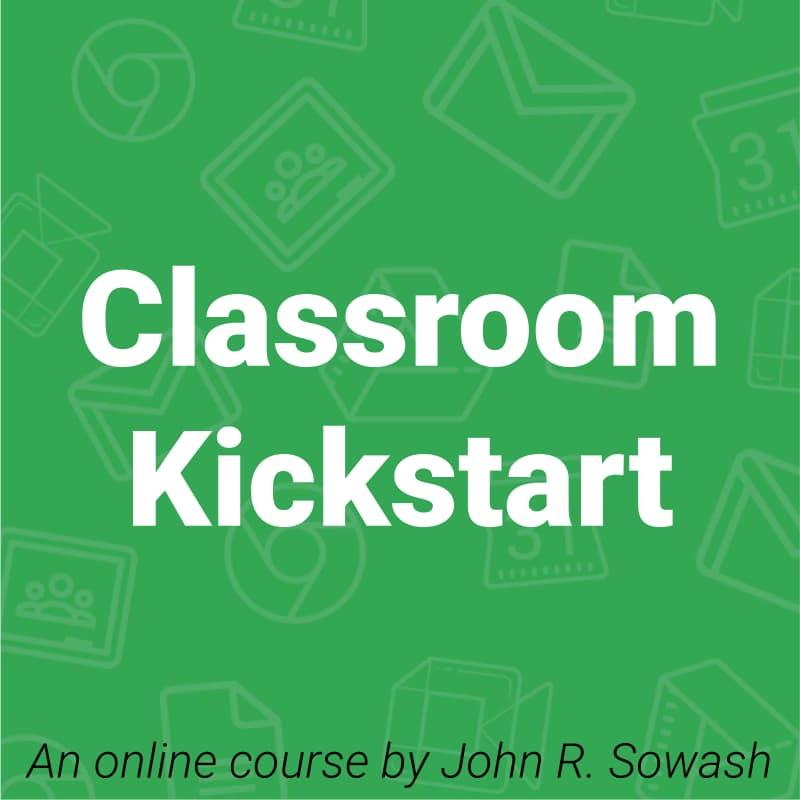 An online course by John R. Sowash
