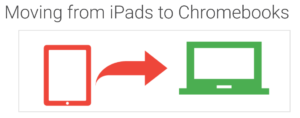 Switching From iPads to Chrome