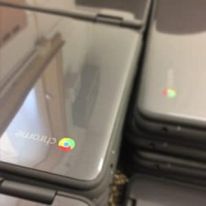 Different Chromebook models