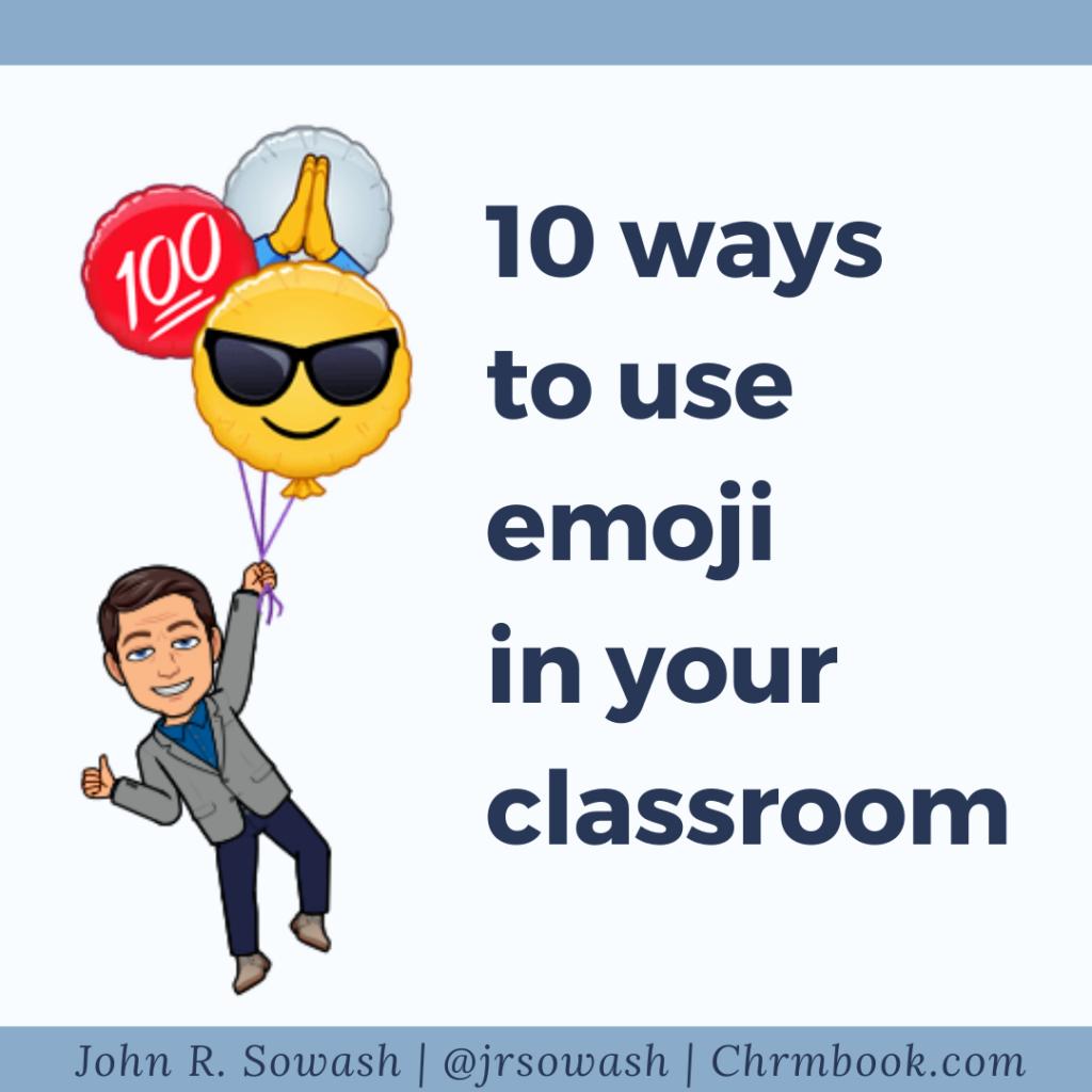 emoji in the classroom