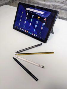 Chromebook pens