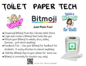 Andrea Derrick - Toilet Paper Tips