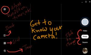 Chromebook Camera App Details
