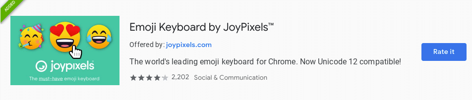 Emoji in the Classroom - Emoji Keyboard by Joypixels