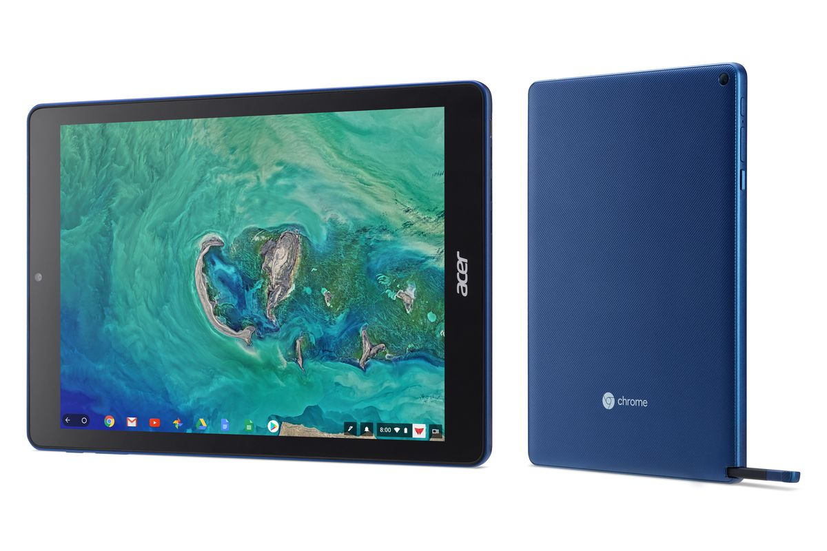 Acer Chromebook Tablet