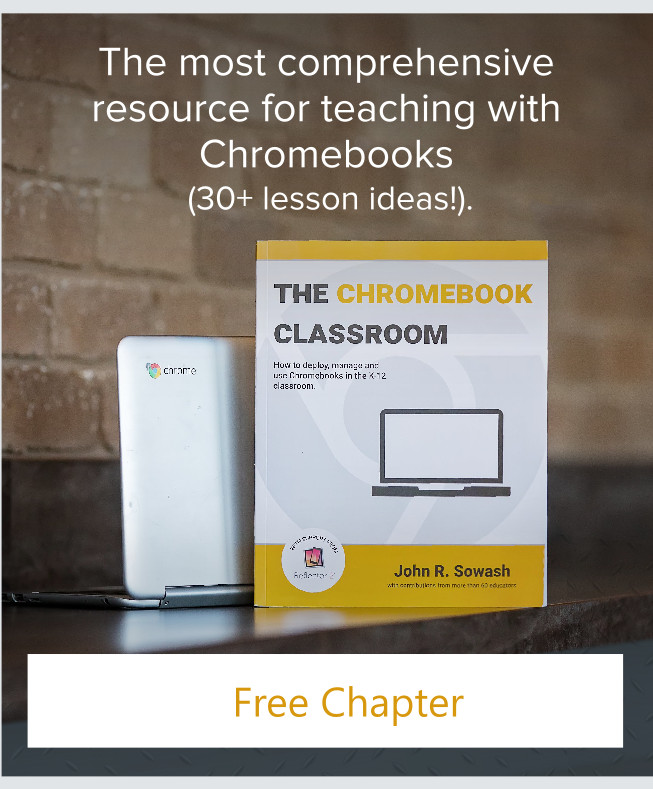 The Chromebook Classroom - tips and resources for teachers
