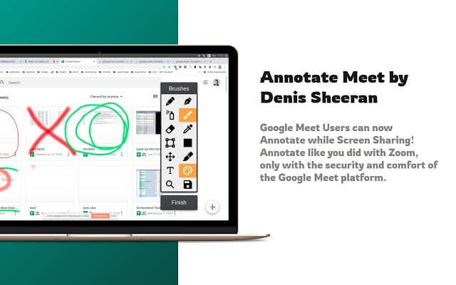 Annotate Meet by Denis Sheeran